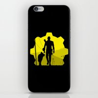 Vault 111 Life iPhone & iPod Skin