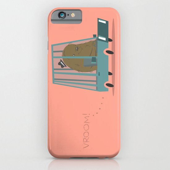 Vroom iPhone & iPod Case