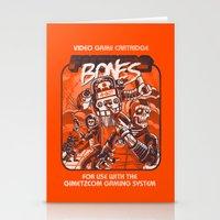 Future Bones Stationery Cards