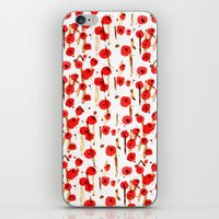 Début Du Printemps iPhone & iPod Skin