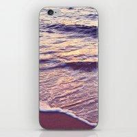 Morning Waves iPhone & iPod Skin