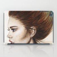 Ombre Hair iPad Case