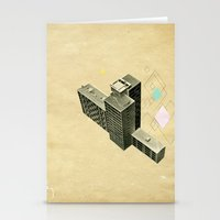 The Modern World Stationery Cards