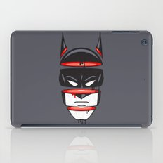 Defrag Man iPad Case