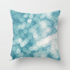 Snow Princess Throw Pillow