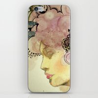 Kisses From The Sun iPhone & iPod Skin