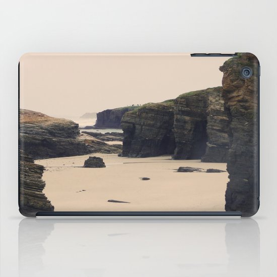 Las Catedrales iPad Case