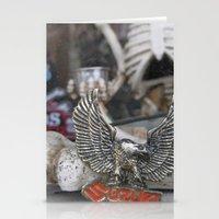 Skeleton Wares Stationery Cards