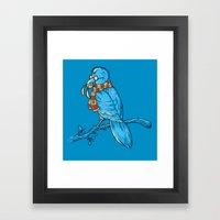 Natural Seeker Framed Art Print