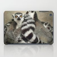 Cuddle up! iPad Case