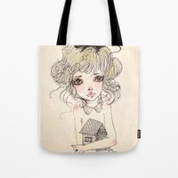 King Mus Tote Bag