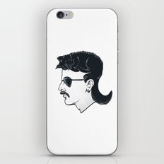 The Mullet iPhone & iPod Skin