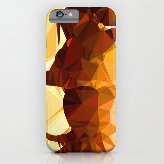 Syncerus caffer iPhone & iPod Case