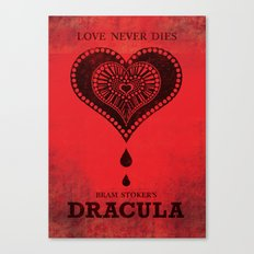 Bram Stoker's Dracula Canvas Print