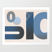 Pinball Obsession  Art Print