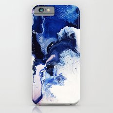 Riveting Abstract Watercolor Painting iPhone 6 Slim Case