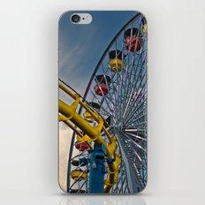 Pier Rides iPhone & iPod Skin