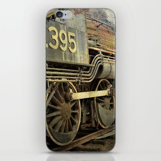 Old Iron iPhone & iPod Skin