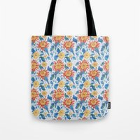 The Lost World birds Tote Bag