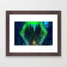 Nature Portal Framed Art Print