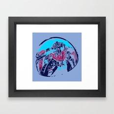 Mechanical Mayhem Framed Art Print