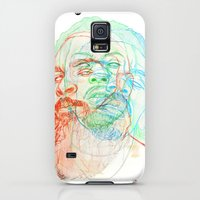 Galaxy S5 Cases featuring The Glorious Dead by weshouldbestrangers