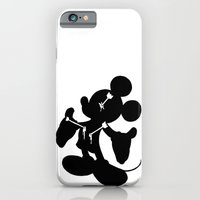 iPhone & iPod Case featuring Mickey is Dead No.2 by i am gao