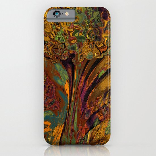 Fractal Tree 2 iPhone & iPod Case