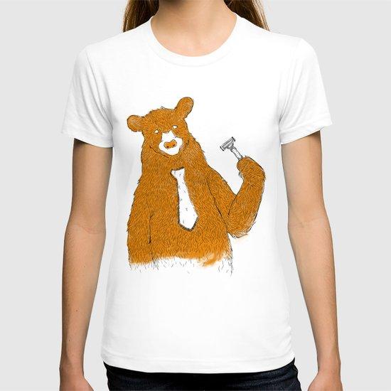 Office Bear T-shirt