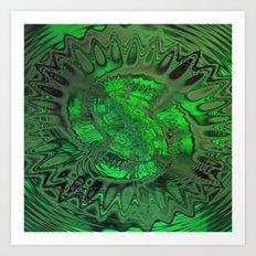 Irish Blarney Art Print