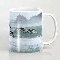 Oyster Catch Mug