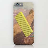 iPhone & iPod Case featuring RAIN BOW MOUNTAINS by ICE CREAM FOR FREE