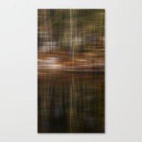 Upstate NY Woods Canvas Print