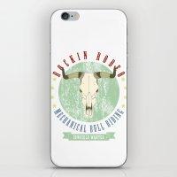 Cowgirls Wanted iPhone & iPod Skin