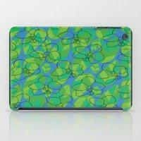 Tropic orchid iPad Case