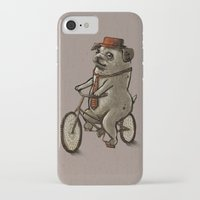 dogs iPhone & iPod Cases featuring Dogs by Ronan Lynam