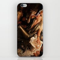 Upon These Hands iPhone & iPod Skin