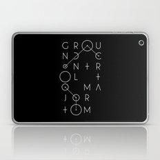 Ground Control Laptop & iPad Skin