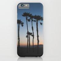 Sunset on the Beach iPhone 6 Slim Case