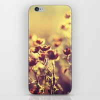 Les larmes d'automne  iPhone & iPod Skin