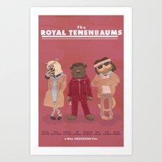 we'll never be royal Art Print