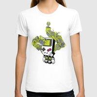 pixel T-shirts featuring Pixel Dreams by MEKAZOO