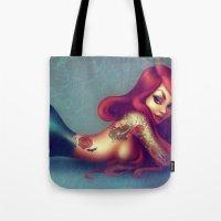 Wetmermaid Tote Bag