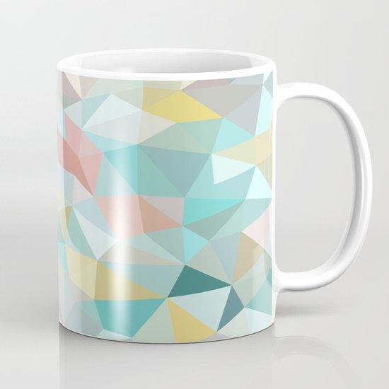 Pastel Tris Mug