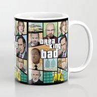 Breaking Bad GTA HD  Mug