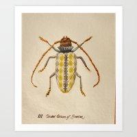 Urban Bug #3 Art Print