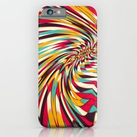 iPhone & iPod Case featuring Vanishing Point by Danny Ivan