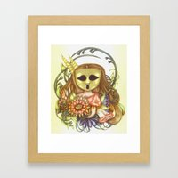 The Ghostesses Of Caprice Art Print #1 Framed Art Print