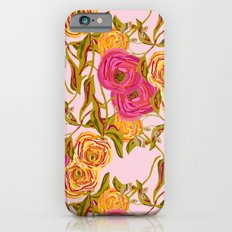 Ranunculus Garden Slim Case iPhone 6s