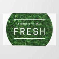 Stay Fresh Rug